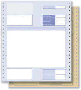 Custom Paper Size Printing In Dot Matrix Printer With Tear Off